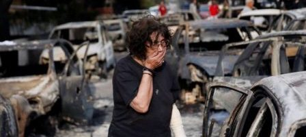 Want to help the victims of the fires in Greece? Here's how